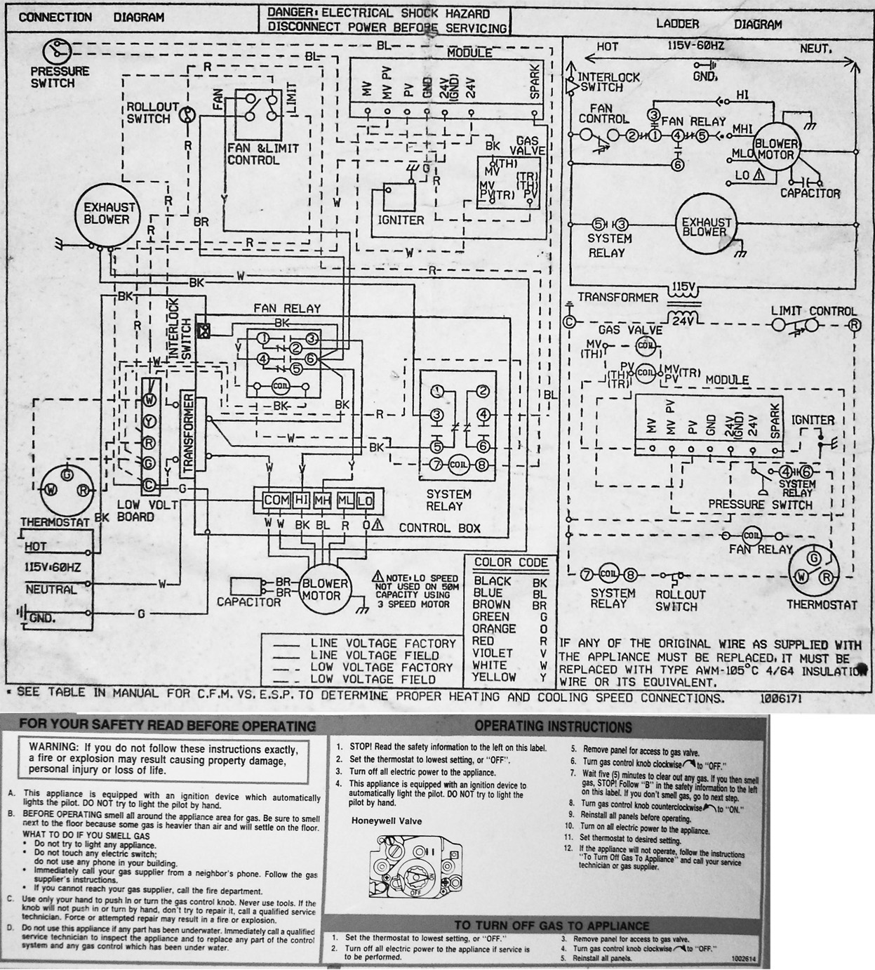 tstar furnace won't turn on at all furnace was very dirty not used omron ly2 wiring diagram at bakdesigns.co